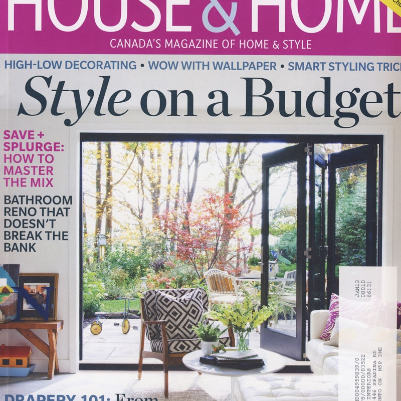 House & Home June 2012