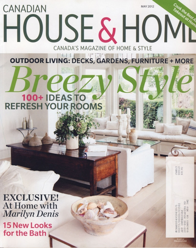 House & Home May 2012