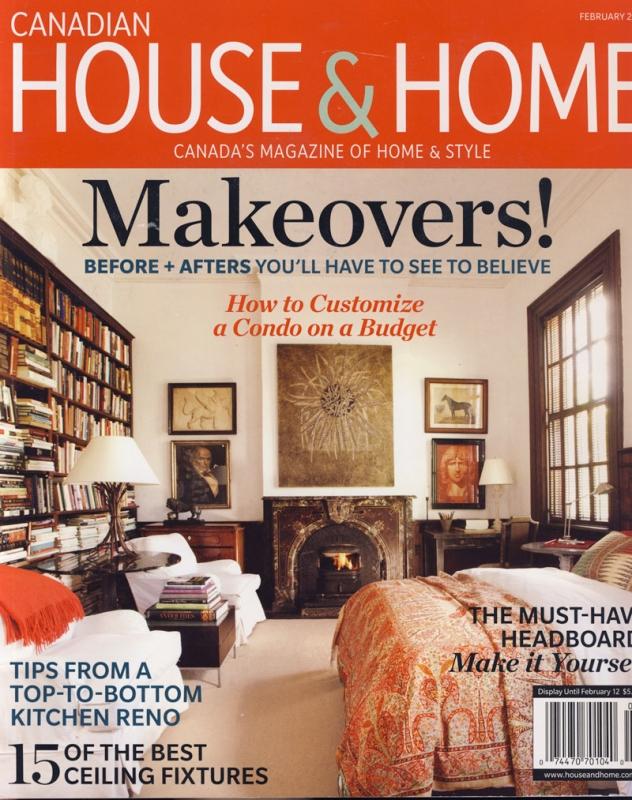 House & Home February 2012