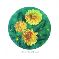 Liz Parkinson - Dahlia ('David Howard')