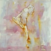 Mel Delija - Dancer on Point