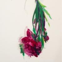 Madeleine Lamont - Purple Peony