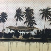 Sarah Martin - Island Retreat Nestled in Mimico Dots