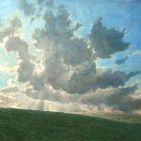 Richard Herman - Sunset Cloud, Version 2 2014