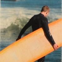 Patrick Lajoie - Tangerine Board