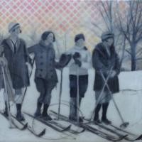Sarah Martin - City Girl Ski Lesson