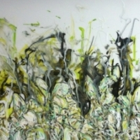 Francisco Gomez - Green Ink 3