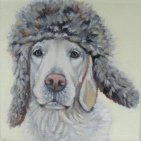 Jennifer Wigmore - Retreiver Fur Hat A
