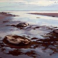 Jessica Masters - New Brunswick Shoreline III