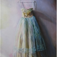 Emma Hesse - Green Dress