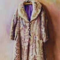 Emma Hesse - Fur Coat