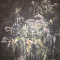 Martha Johnson - Garden at Night Series, Autumn