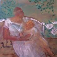 Susan McLean Woodburn - Sisters in the Garden