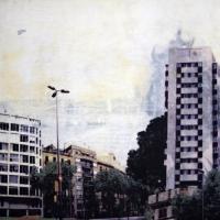 Alice Jarry - Yellow City Sky
