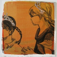 Yael Brotman - Art School Dismissed,detail 5