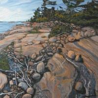 Mark Berens - Driftwood Shore