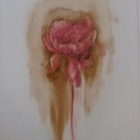 Madeleine Lamont - Mylar Flower Series Pink 1
