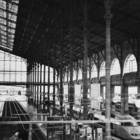 Babar Khan - Train Station