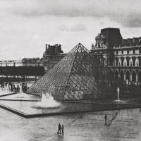 Babar Khan - Louvre Scene