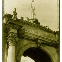 Tom Horbett - Princes' Gate, Front Elevation