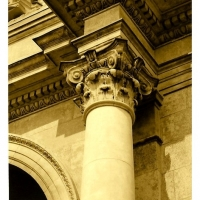 Tom Horbett - Column Detail, Toronto