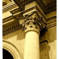 Tom Horbett - Column Detail, Toronto