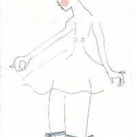 Diane Lingenfelter - Blonde Ballerina