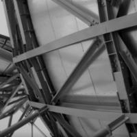 Paul Till - Pritzker Pavilion Struts and Girders