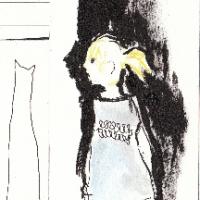 Diane Lingenfelter - Blonde Girl