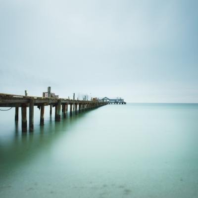 David Ellingsen - The Gulf of Mexico #26, City Pier