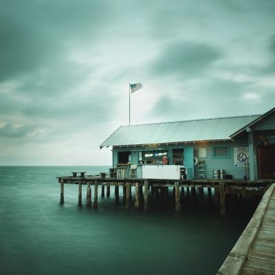 David Ellingsen - The Gulf of Mexico #42, City Pier