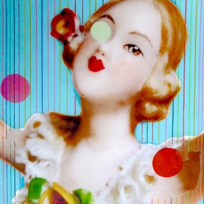 Helene Lacelle - Porcelaine Figure