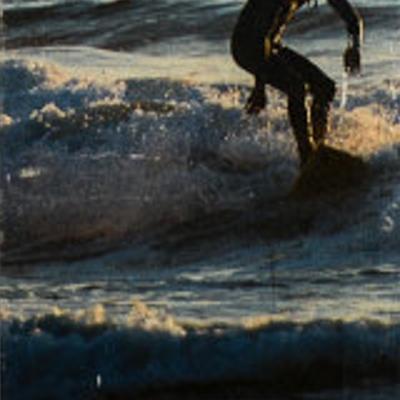 Patrick Lajoie - Sunset Rider