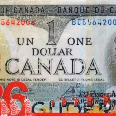 Greg Shegler - 1 Dollar 5 (2014)