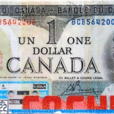 Greg Shegler - 1 Dollar 6 2014