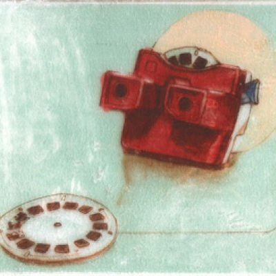Kelly Grace - View Master Icon