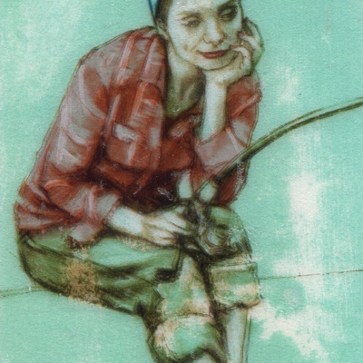 Kelly Grace - Cottage Life Fishing