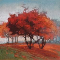 Elzbieta Krawecka - Crimson Molto