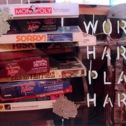 Talia Shipman - Work Hard Play Hard
