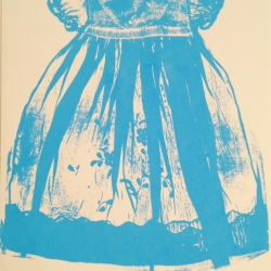 Susan Fothergill - Mini Baby Dress and Rabbit