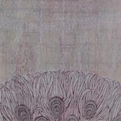 Alice Jarry - Peacock II