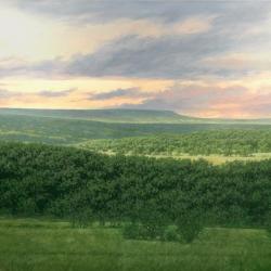 Richard Herman - Niagara Escarpment 2015