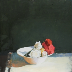 Hilda Oomen - Bowl of Roses