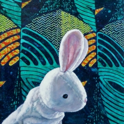 Marcel Kerkhoff - Bunny with Jungle