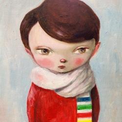Kate Domina - Winter Walk