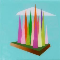 Kristofir  Dean  - Floating Mini Forest 2