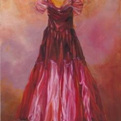 Emma Hesse - Red Dress