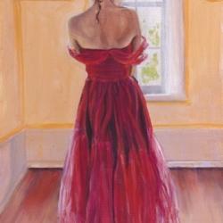 Emma Hesse - Julia In Red Dress