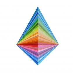 Kristofir  Dean  - Refracted Rhombus