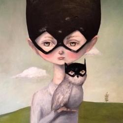 Kate Domina - The Vigilante